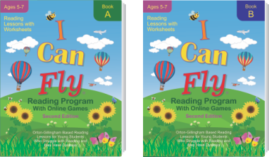 Reading program for struggling readers and those with dyslexia Edition 2 - black and white
