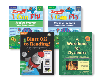Reading programs for dyslexia with online games and tools.