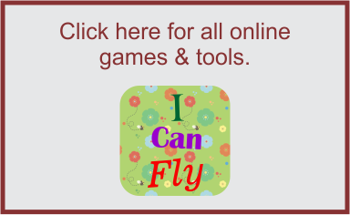 Click here for all online games & tools for this reading program.