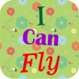 click to play the I Can Fly game