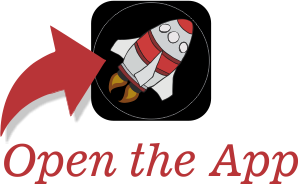 Open the online app for Blast Off to Reading program for dyslexia, BlastOffToLearning.com